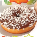 22539 - reduced fat cocoa ring doughnut