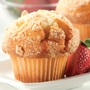 Strawberry Cream Muffin Receipe